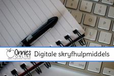Digitale hulpmiddels vir kreatiewe skryf